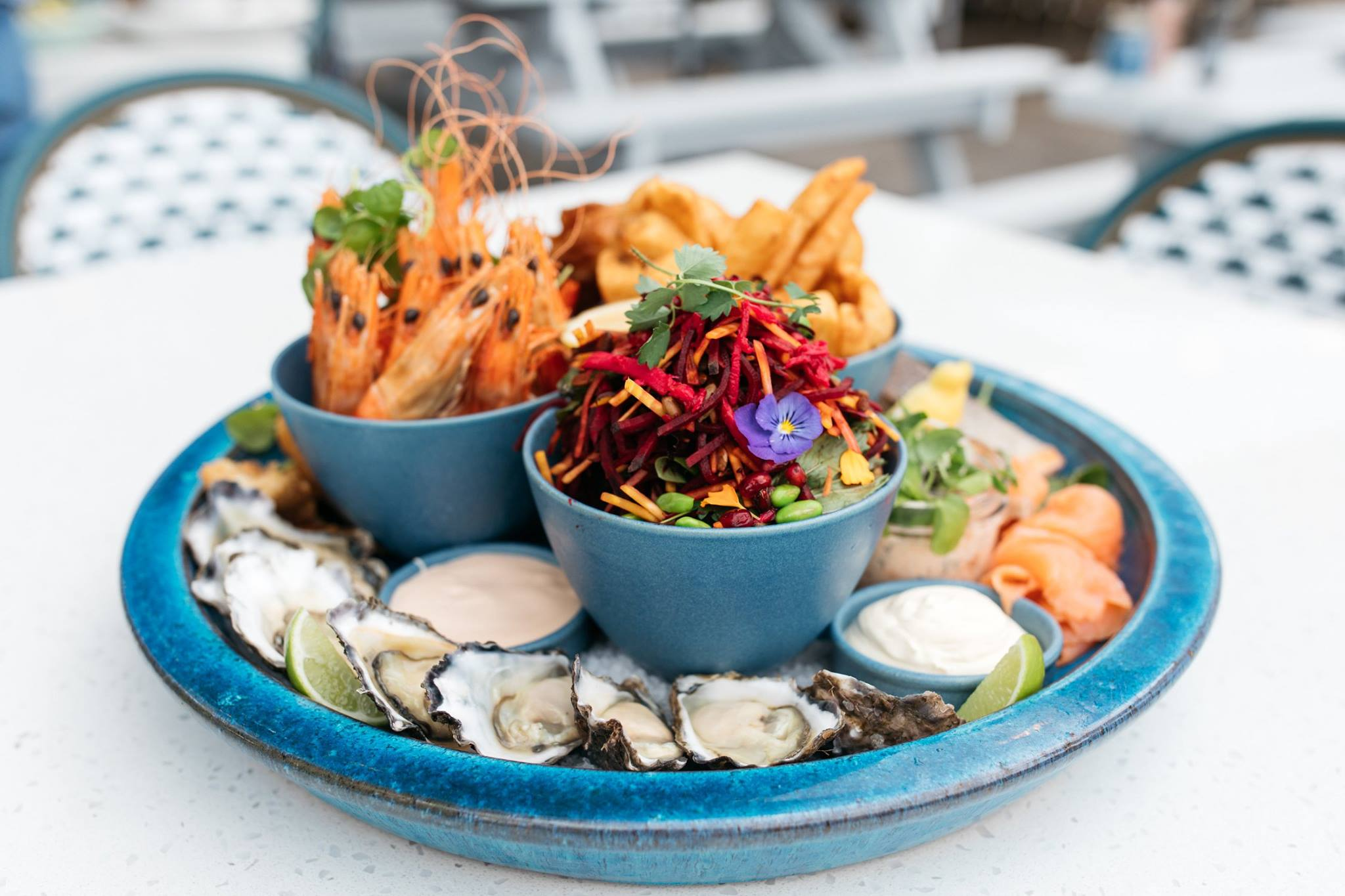 Seafood Menu at the Boathouse Hotel Restaurant Patonga